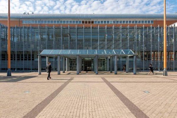 Paleis van Justitie, Den Bosch