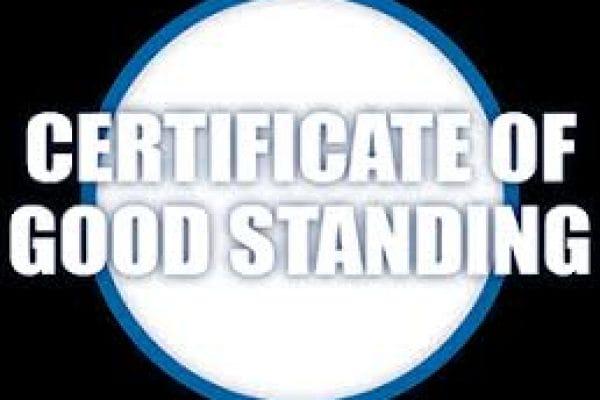 Good Standing 2