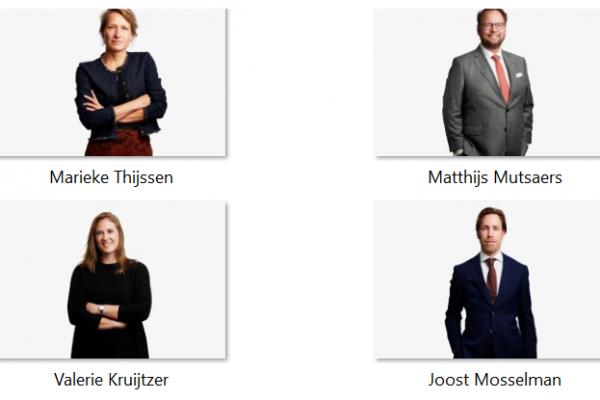 Hekkelman Advocaten zet groei door met drie nieuwe partners - Mr. Online