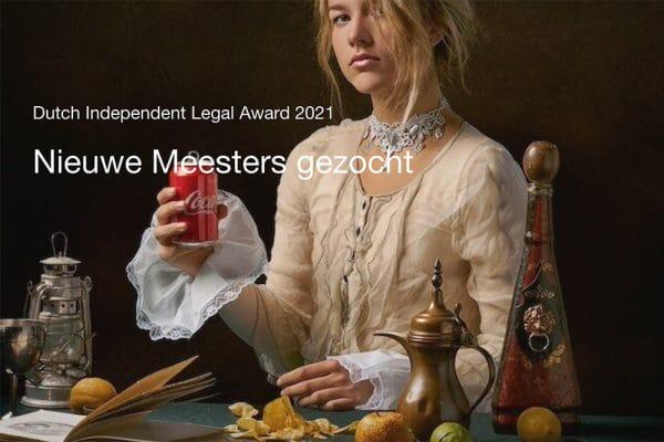 Jaarlijkse verkiezing beste onafhankelijke jurist of advocaat gestart DILA 2021