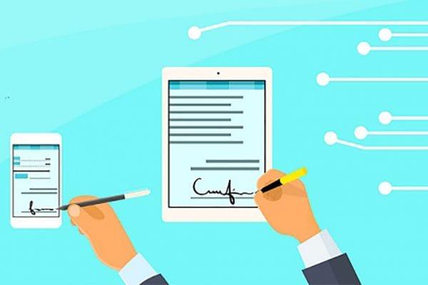Klant kan straks online notariële akten tekenen