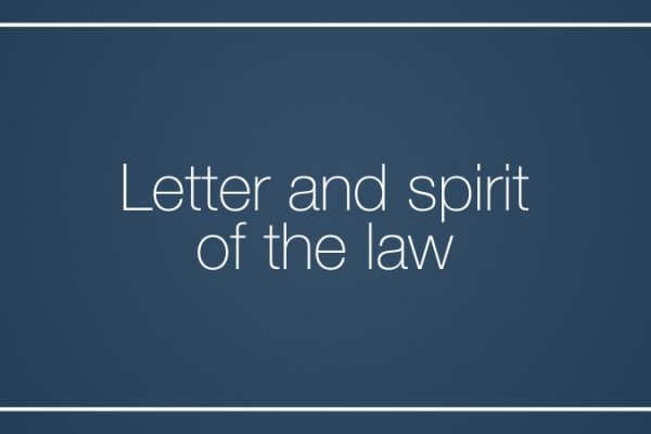 Letter-and-spirit-of-the-law