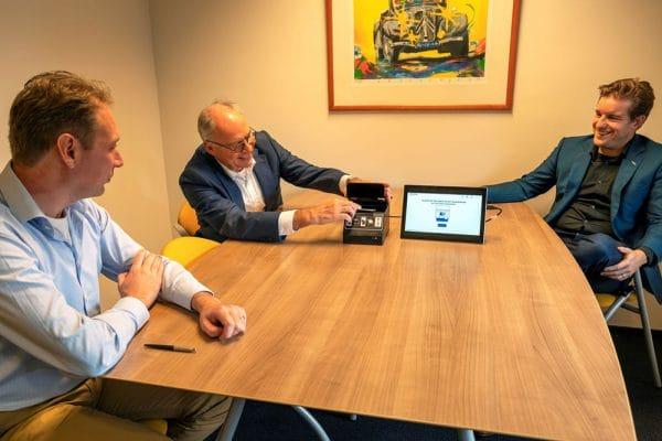 Limburgs notariskantoor Novitas innoveert identificatieproces
