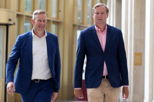 Michael Brouwer en Barend Sluijter_mronline