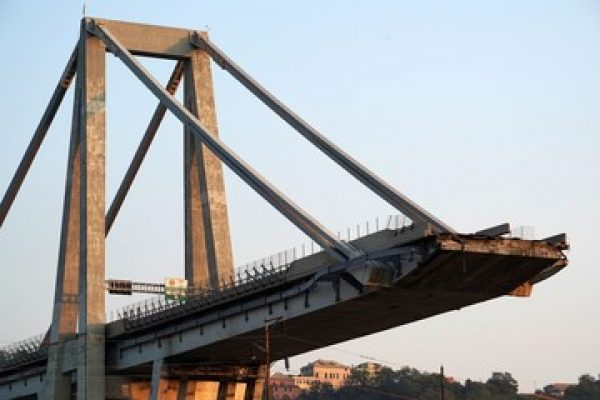 Morandi brug Genua