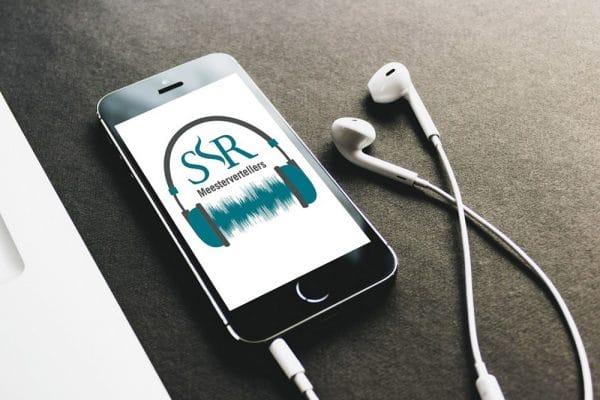 Nieuwe aflevering podcast ssr meestervertellers