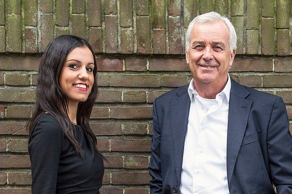 Naoual Chedra en Paul Sliepenbeek