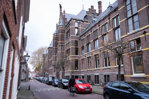 Raamsteeg Leiden