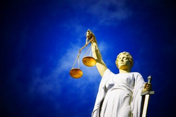 Rechtspraak Pixabay