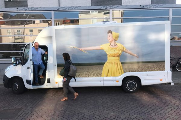 SRV-bus moet het recht naar de Zeeuwen brengen