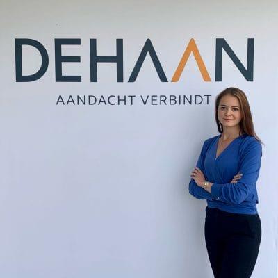 Starter van de week Carmen Veenbaas DeHaan - Mr. Online