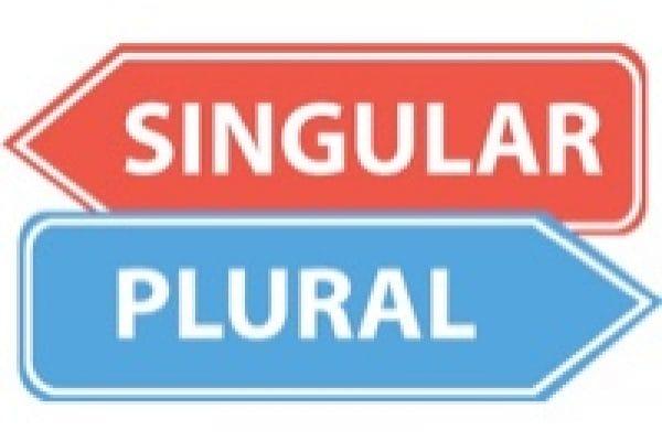 Singular-plural - Branch Out