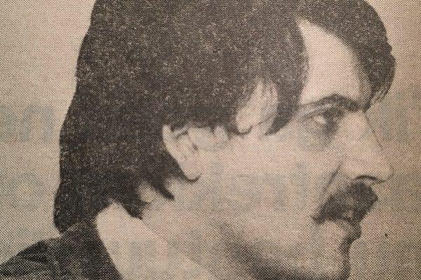 Herman Hermans in 1972