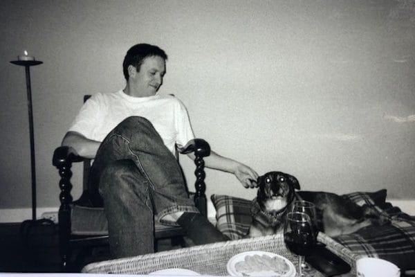 Marcel Middelkamp 'toen'