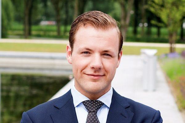 Erik Verweij 'toen'