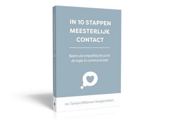 Tamara Willemse In 10 stappen Meesterlijk contact - Mr. Online