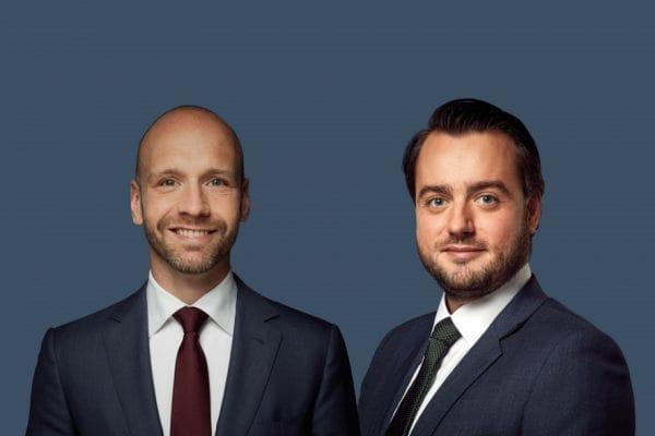 Maarten Mussche en Robert van Faassen