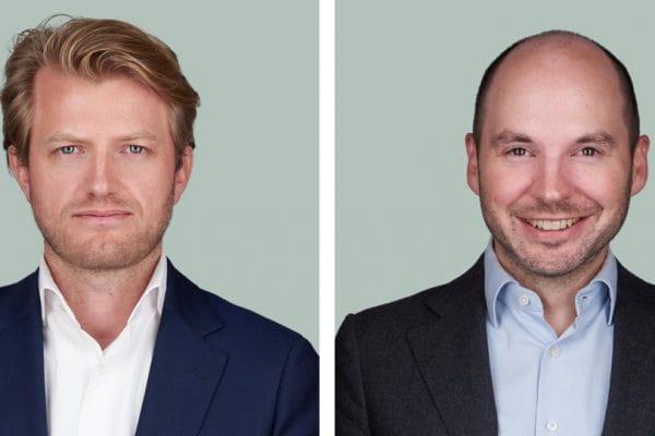 Wieger Weijland en Remi van Mansveld
