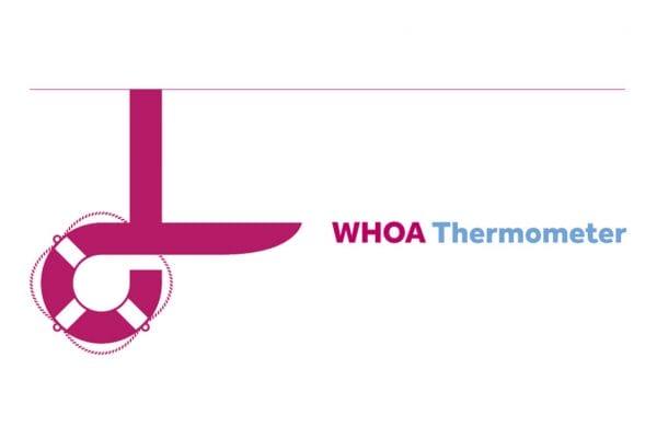 Windt Le Grand Leeuwenburgh ontwikkelt WHOA Thermometer