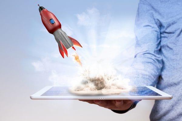 Versnelde digitalisering - Mr. Online