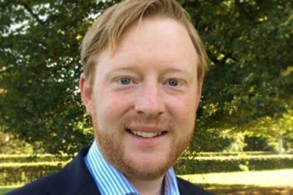 Martin Woodward