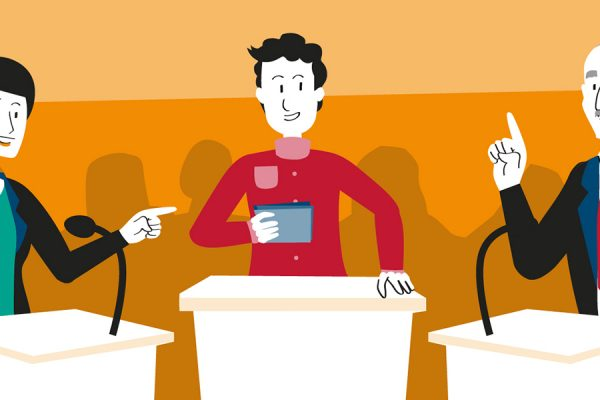 Verkiezingsdebat 'Schulden in perspectief' - KBvG - Mr Online