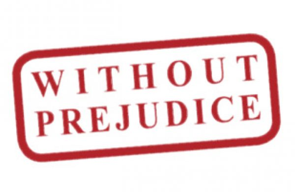 without-prejudice